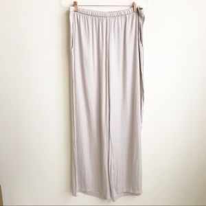 H&M High Waisted Wide Leg Pants size 14